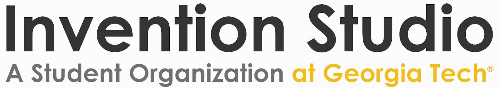 Invention Studio @ Georgia Tech Logo